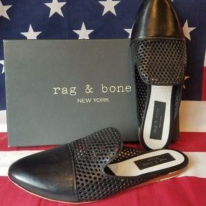 Rag & Bone Sabine leather loafers Made in  Brazil